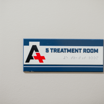 Ascenter Er Treatment Room