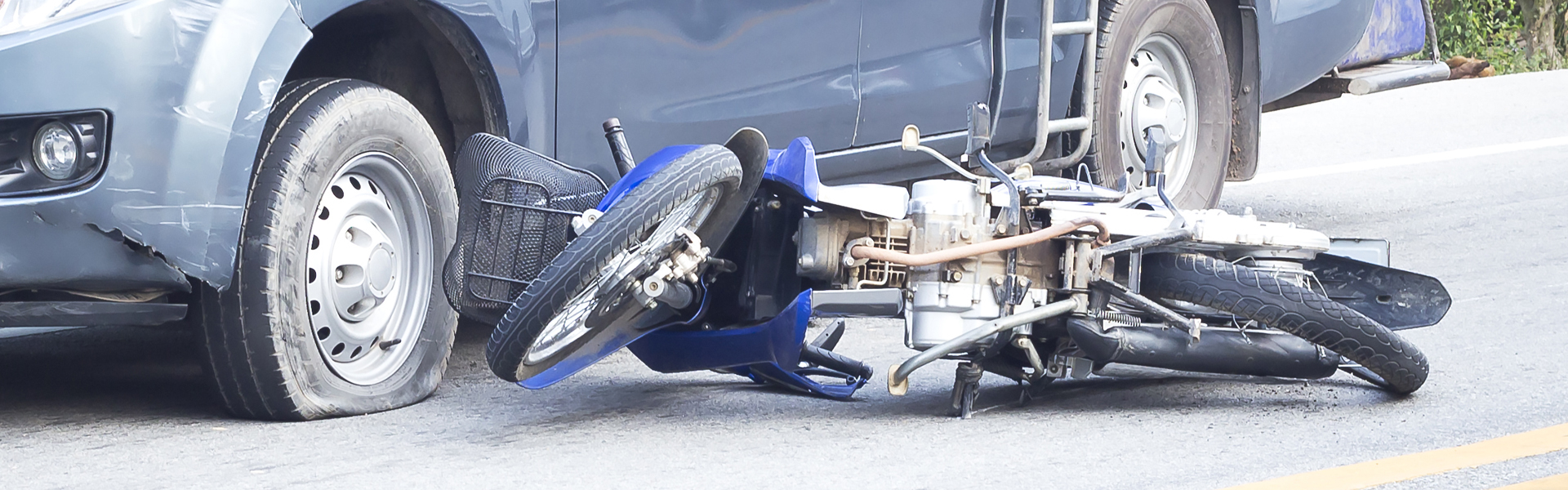 Motorcycle Accidents or Crashes in Houston, TX